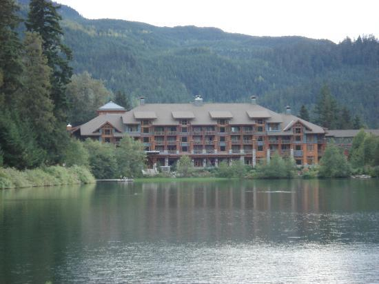 Nita Lake Lodge: Nita Lake Resort