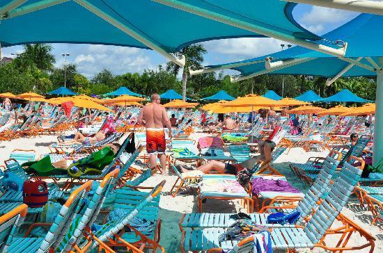 อควาติกา (ซีเวิลด์ส วอเทอร์ปาร์ค): The Beach