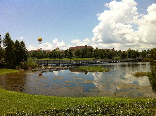 Disney's Saratoga Springs Resort & Spa: Beautiful!