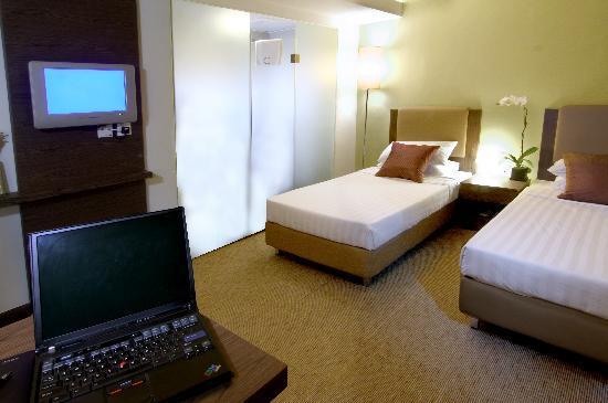 โรงแรมคาซ่า: Premier Executive Room
