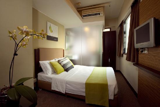 โรงแรมคาซ่า: Deluxe Double Room