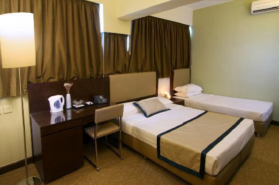 โรงแรมคาซ่า: Premier Family Room