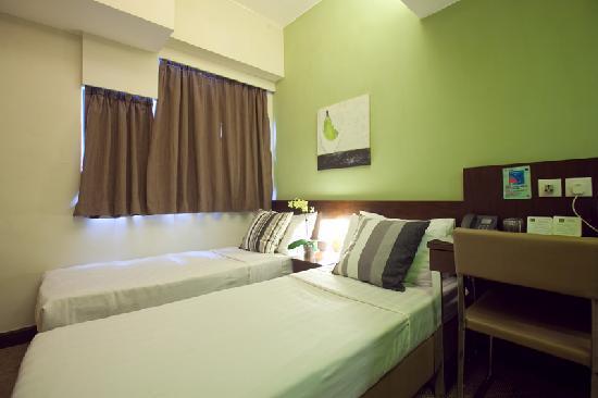 โรงแรมคาซ่า: Standard Twin Room