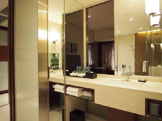 โรงแรมไฮแอทรีเจนซี่ ฮ่องกง จิมซาจุ่ย: Vanity