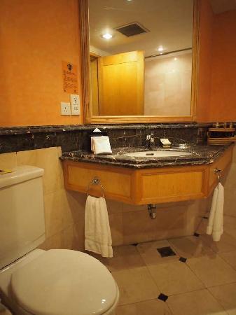 แกรนด์ พาร์ค อู๋ซี: Bathroom