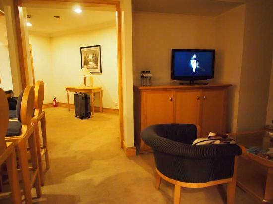 แกรนด์ พาร์ค อู๋ซี: Living Room