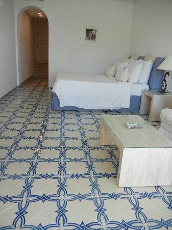 La Minerva: room