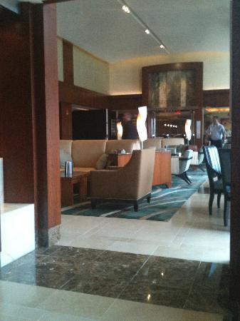 Battery Wharf Hotel, Boston Waterfront: Lobby