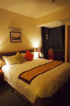 เฟรสเซอร์ เรสซิเด้นซ์: Masters Bedroom