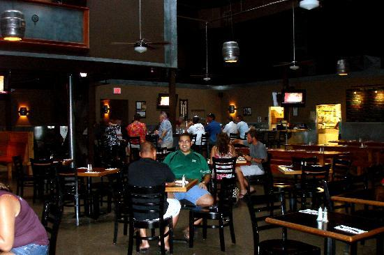 Maui Brewing Co. Brewpub: Inside the brew pub