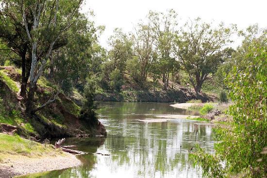 ดับโบ, ออสเตรเลีย: Macquarie River, Dubbo