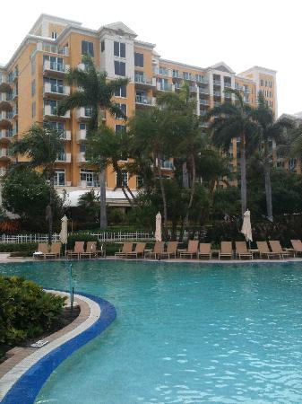 The Ritz-Carlton Key Biscayne, Miami: Second of Two Pools On Property