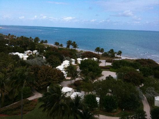 The Ritz-Carlton Key Biscayne, Miami: View from Our Room