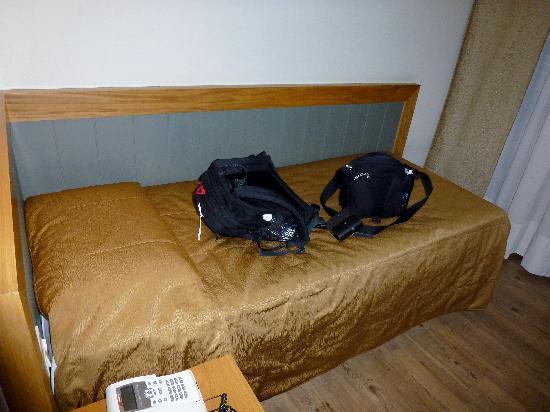 เดลเล นาซิโอนิ โฮเต็ล: Room 107