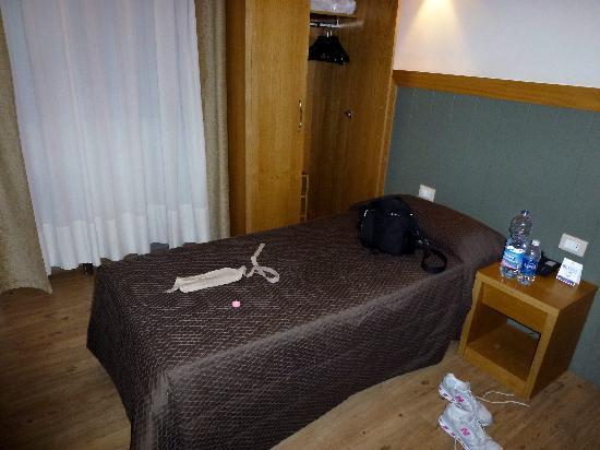 เดลเล นาซิโอนิ โฮเต็ล: Room 119