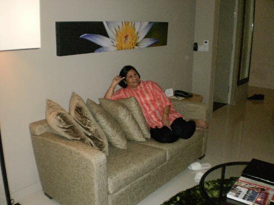 ซัมเมอร์เซ็ท อัมปัง กัวลาลัมเปอร์: Living Room