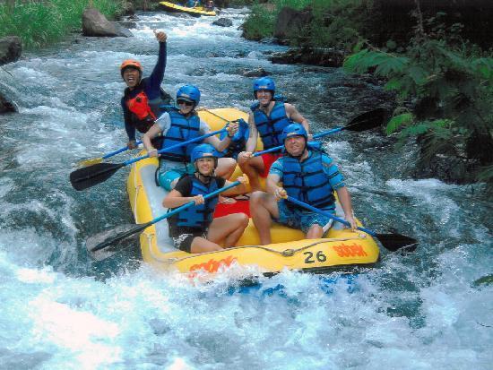 telaga waja white water rafting picture of bali white