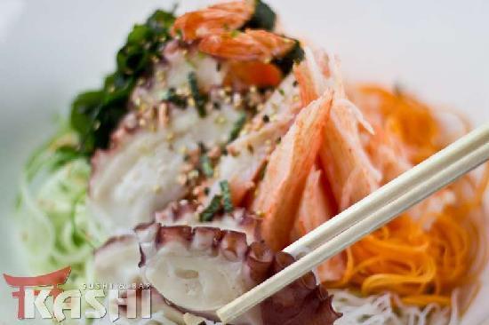 KashiSushi: Sunomono Salad