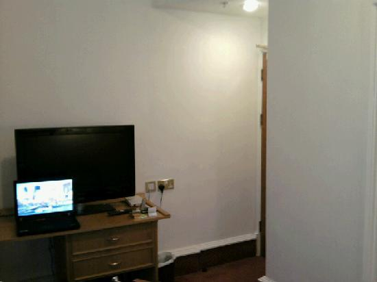โรงแรมฮิลตัน นอตติงแฮม: La chambre