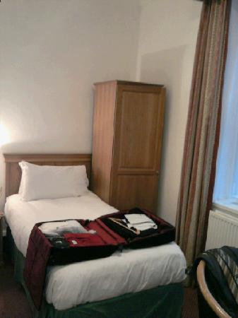 โรงแรมฮิลตัน นอตติงแฮม: Le lit