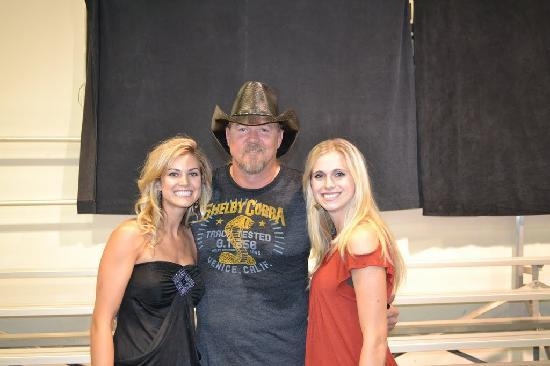 Coeur D'Alene Casino Resort Hotel: Meet and Greet with Trace Adkins!