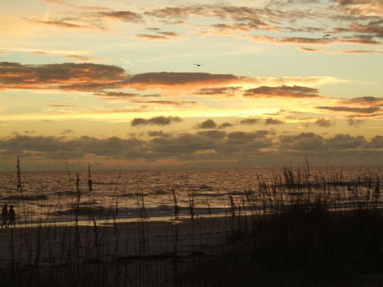 Madeira Beach: Sunset on our last day