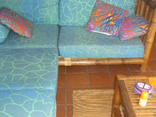 Club Tropical Resort: Couch