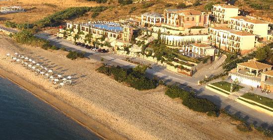 Regina Dell Acqua Resort: regina dell acqua panoramic
