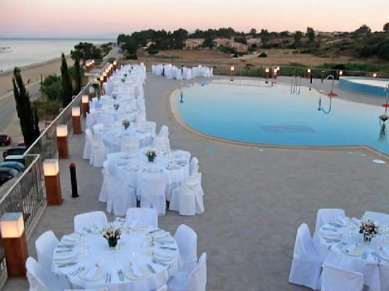 Regina Dell Acqua Resort: regina dell acqua weddings
