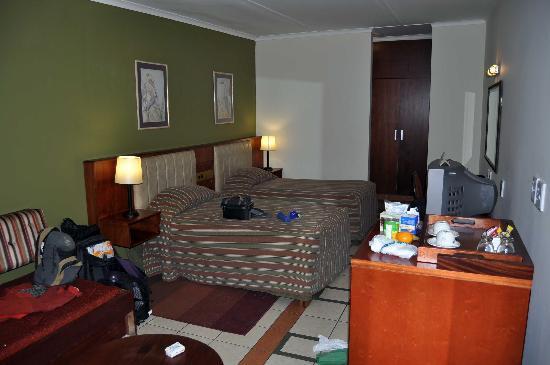 Safari Hotel: Stanza 24