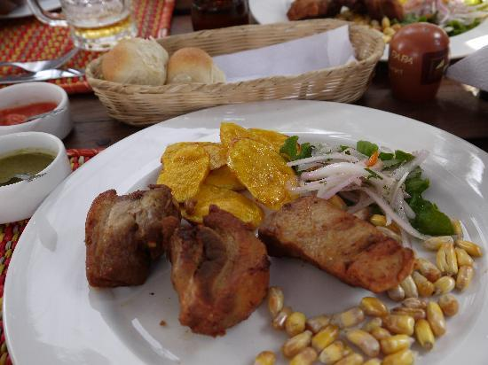 Pachapapa: Delicious, Tender Chicharonnes de Chancho