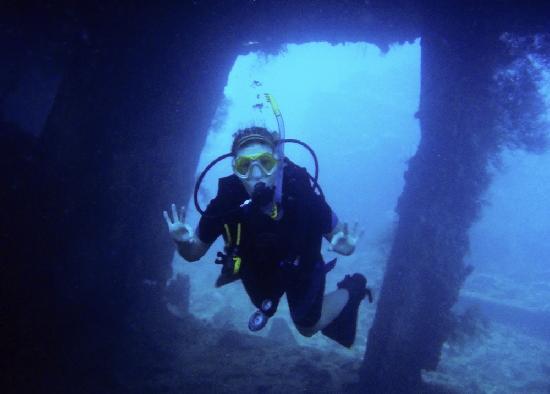 Baliku Dive Resort: amed diving