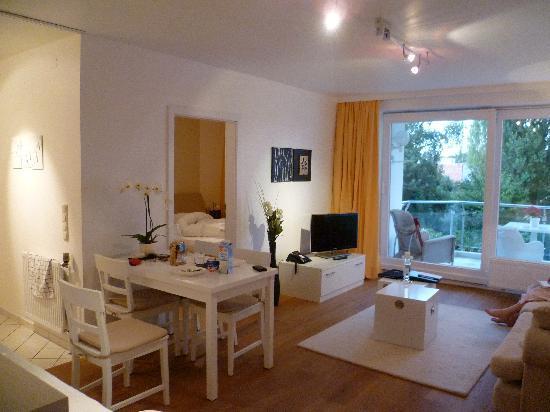 Techt Apartments: Tech Apartment inside