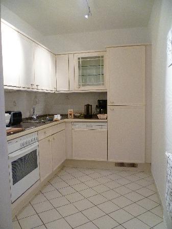 Techt Apartments: Techt Kitchen