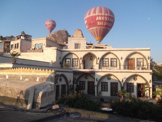 Hotel Lale Saray: la  vue  exterieure