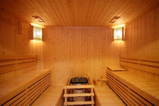 โรงแรมเบลลา เอ็กซ์เพรส: Sauna