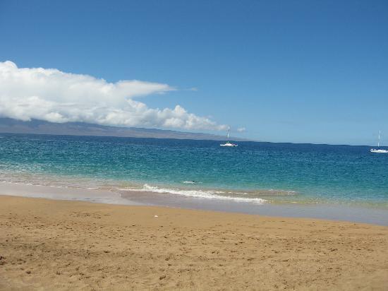 Aston Maui Kaanapali Villas: resort beach