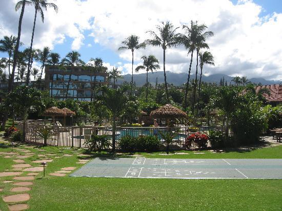 Aston Maui Kaanapali Villas: master pool