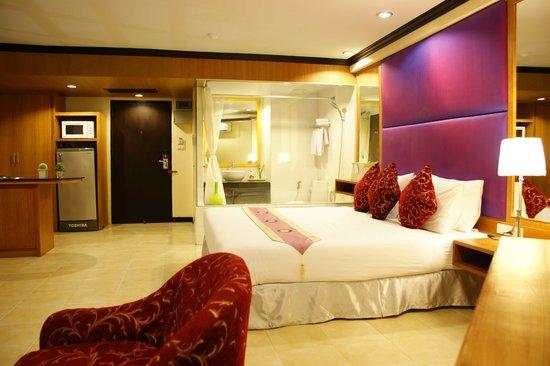 โรงแรมเบลลา วิลล่า เมโทร: Deluxe Sea View