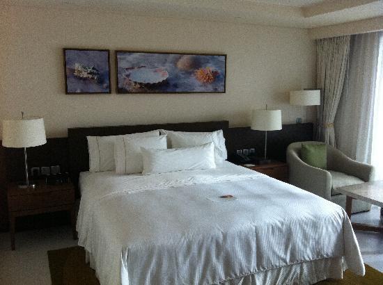 เดอะ เวสทิน สิเหร่เบย์ รีสอร์ท แอนด์ สปา: The dream bed!