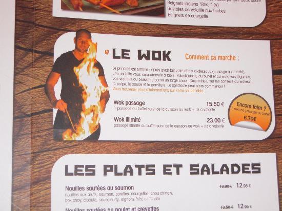 tiger wok menu