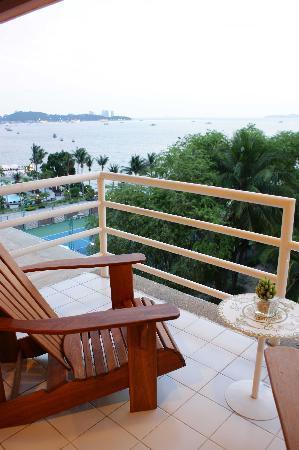โรงแรมเบลลา วิลล่า เมโทร: Sea View