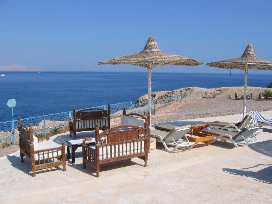 Halomy Hotel: Halomy - chill area away from bar