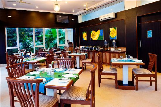Ocean Palms Goa: Nautilus Multi-Cuisine Restaurant