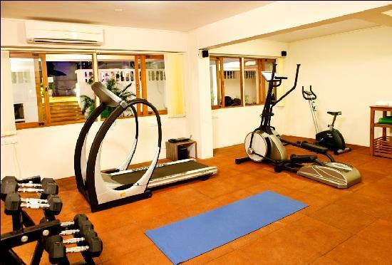 Ocean Palms Goa: Gym