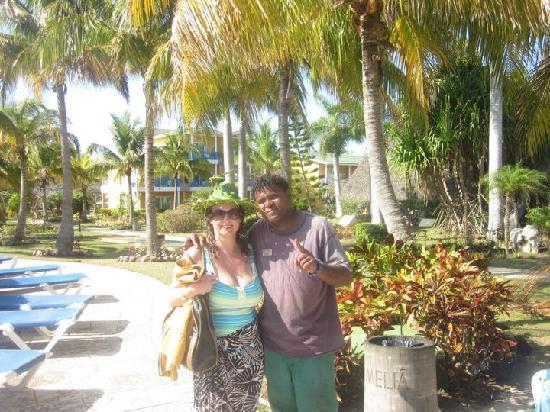 Melia Las Antillas: Eulisis!
