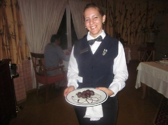 Melia Las Antillas: The truffles.. never leave without trying these! :)
