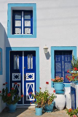 Perissa Beach: Casa a Pyrgos