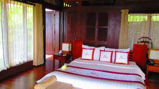 MerPerle Hon Tam Resort: il bungalow