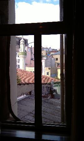 Turvan Hotel: Window